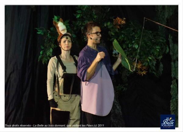 La Belle au bois dormant  Théâtre Marsoulan  LOfficiel des  ~ Rue De La Belle Au Bois Dormant