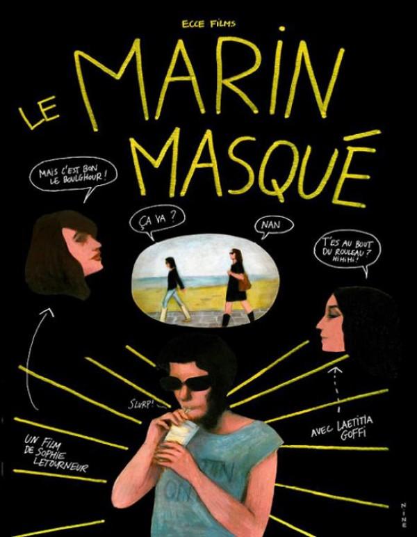 Le Marin masqué (Affiche)