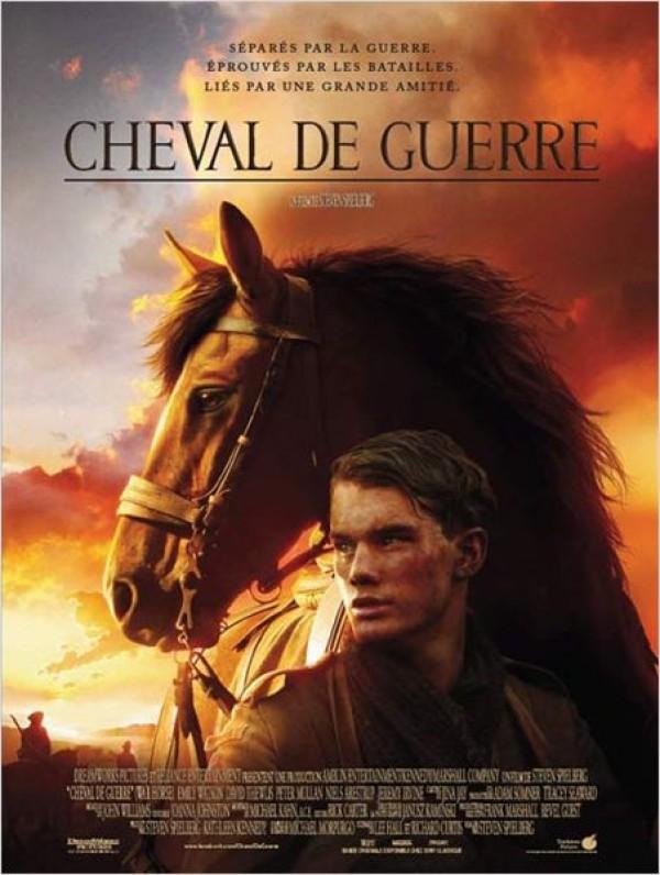 Cheval de guerre (Affiche)