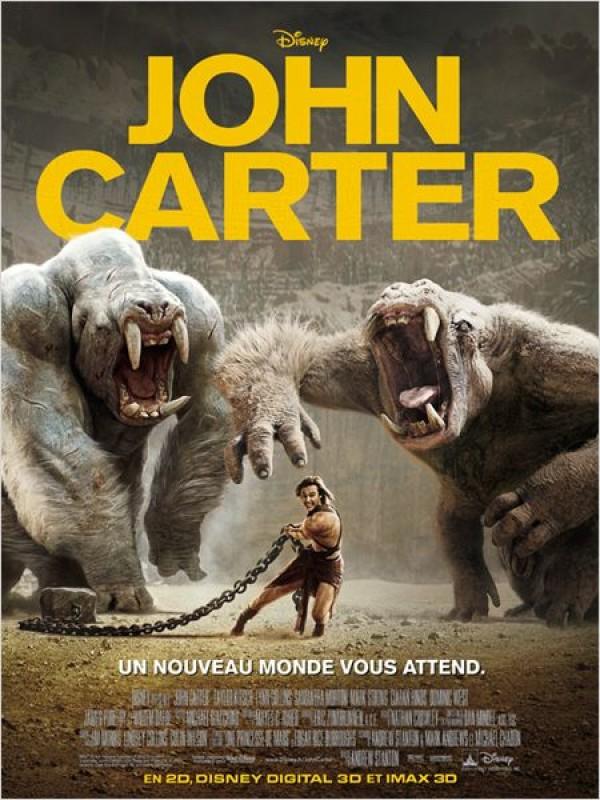 John Carter : Affiche