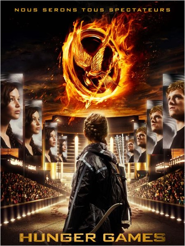 Hunger Games (Affiche 2)