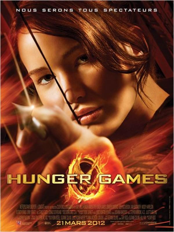 Hunger Games (Affiche)