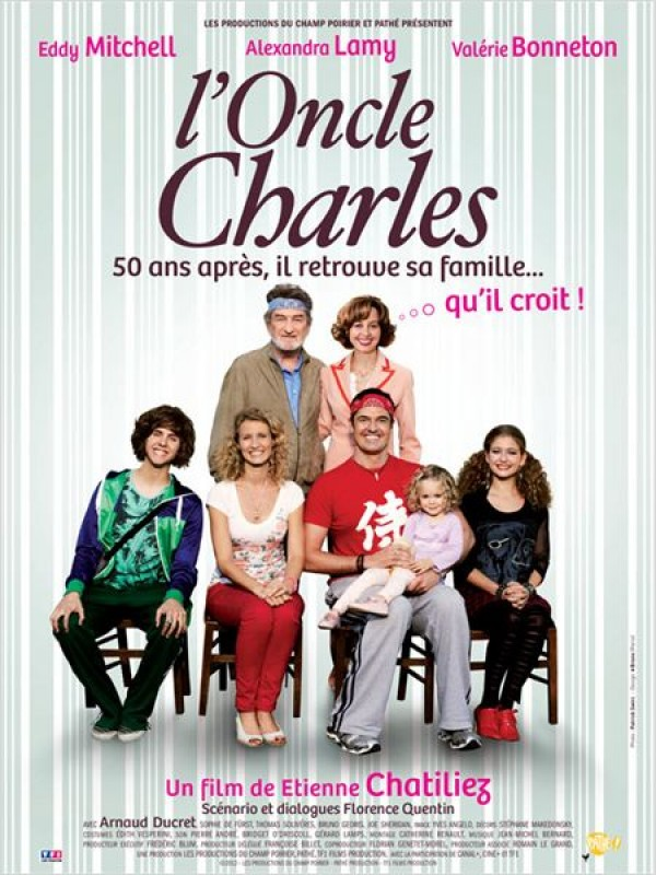 L'Oncle Charles (Affiche)