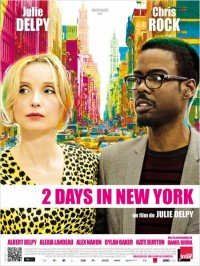 2 Days in New York (Affiche)