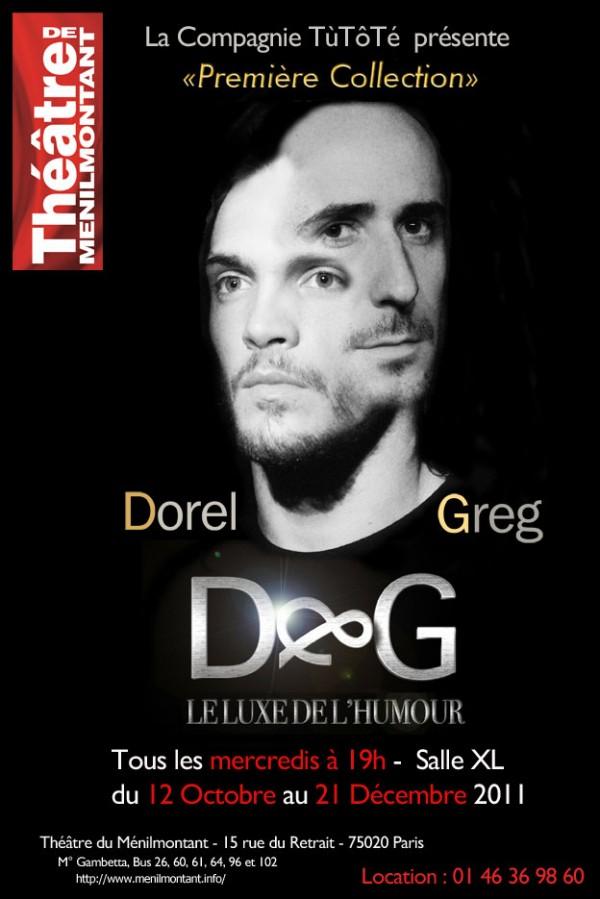 D&G, le luxe de l'humour : Première collection au Théâtre de Ménilmontant