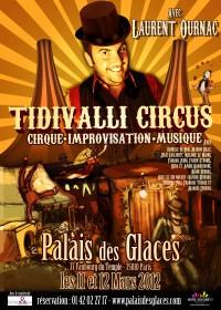 Tidivalli Circus au Palais des Glaces