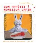 Bon appétit M. Lapin : Affiche