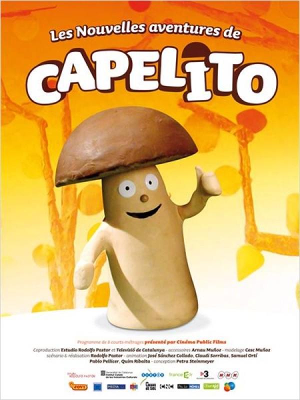 Les Nouvelles aventures de Capelito (Affiche)