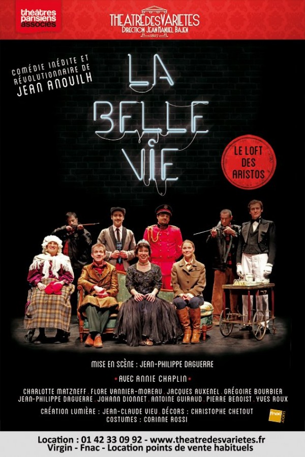 La Belle vie au Théâtre des Variétés