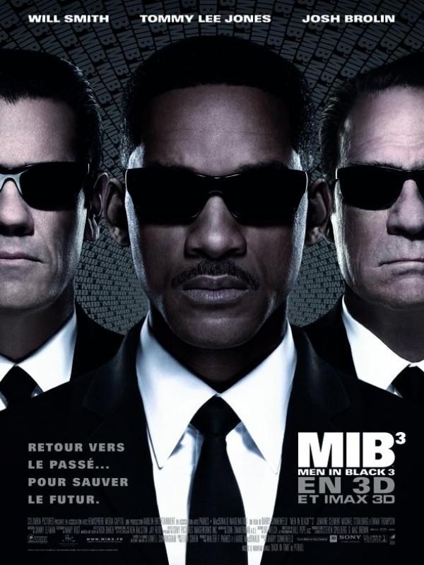 Men in Black 3 : Affiche