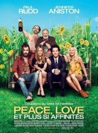 Peace, Love et plus si affinités : Affiche