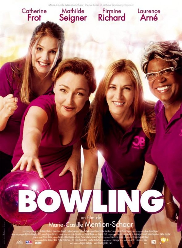 Bowling : Affiche