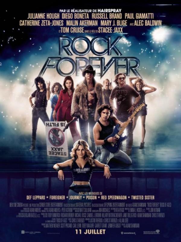 Rock Forever : Affiche