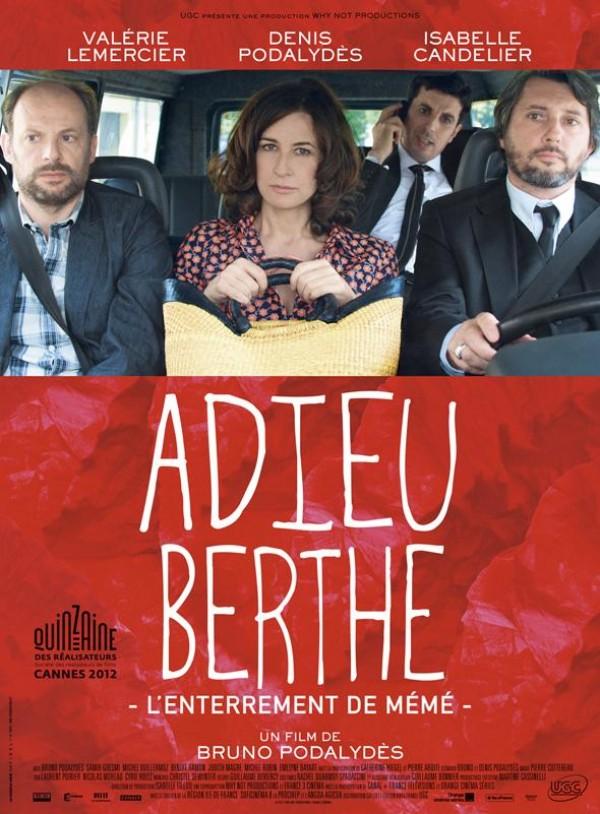 Adieu Berthe (ou l'enterrement de mémé) : Affiche