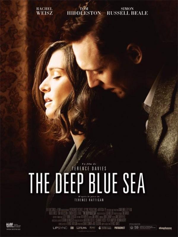 The Deep Blue Sea : Affiche
