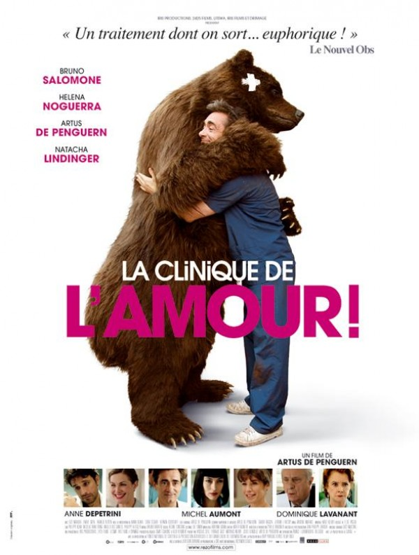 La Clinique de l'amour : Affiche