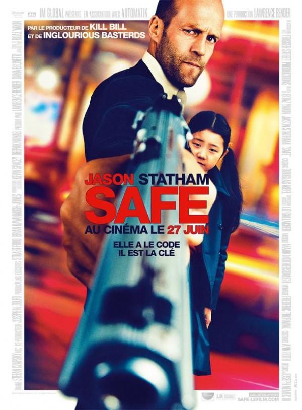Safe : Affiche