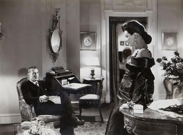 Gary Cooper, Marjorie Hoshelle