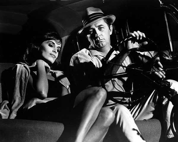 Barrie Chase, Robert Mitchum