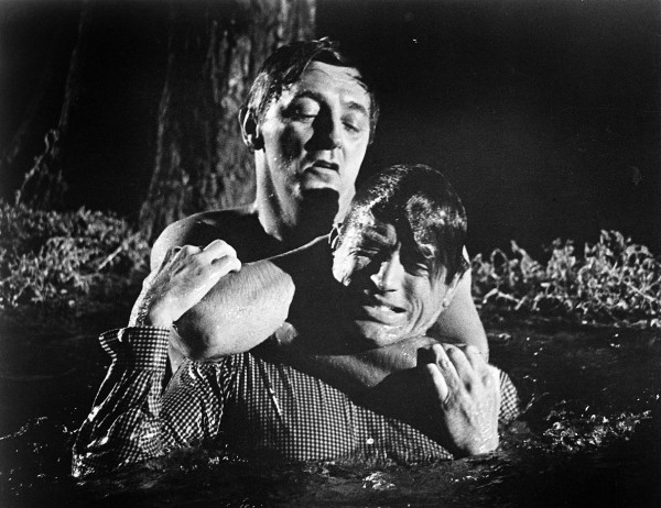 Robert Mitchum, Gregory Peck