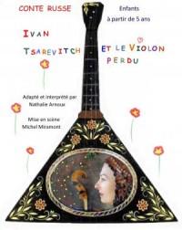 Ivan Tsarevitch et le violon perdu : Affiche