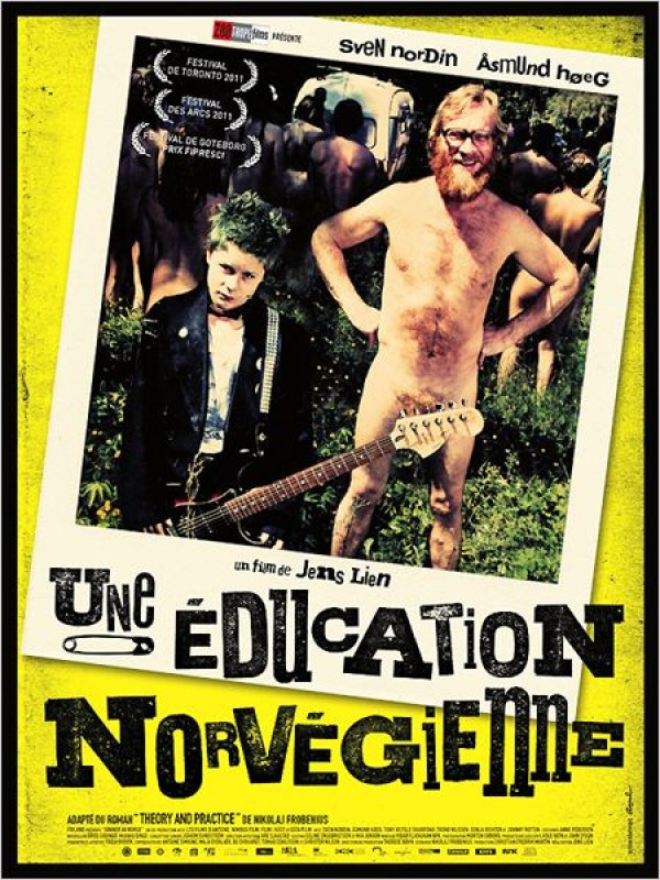 Une éducation norvégienne : Affiche