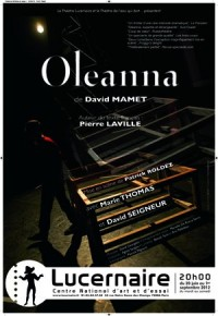 Oleanna - Affiche