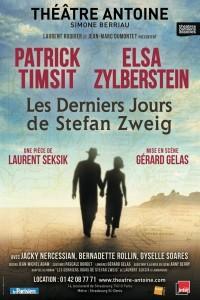 Les Derniers jours de Stefan Zweig : Affiche