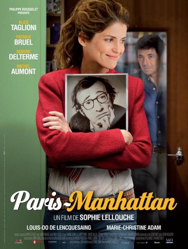 Paris-Manhattan : Affiche