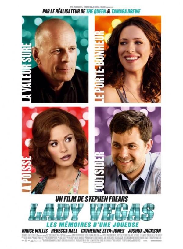 Lady Vegas : les mémoires d'une joueuse : Affiche