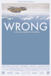 Wrong : Affiche