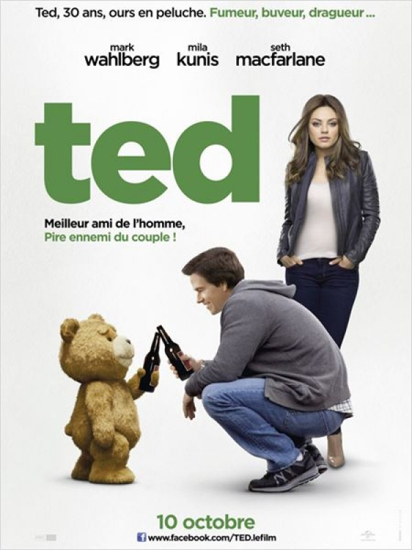 Ted : Affiche