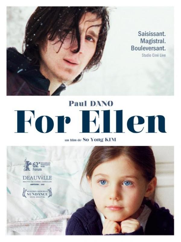 For Ellen : Affiche