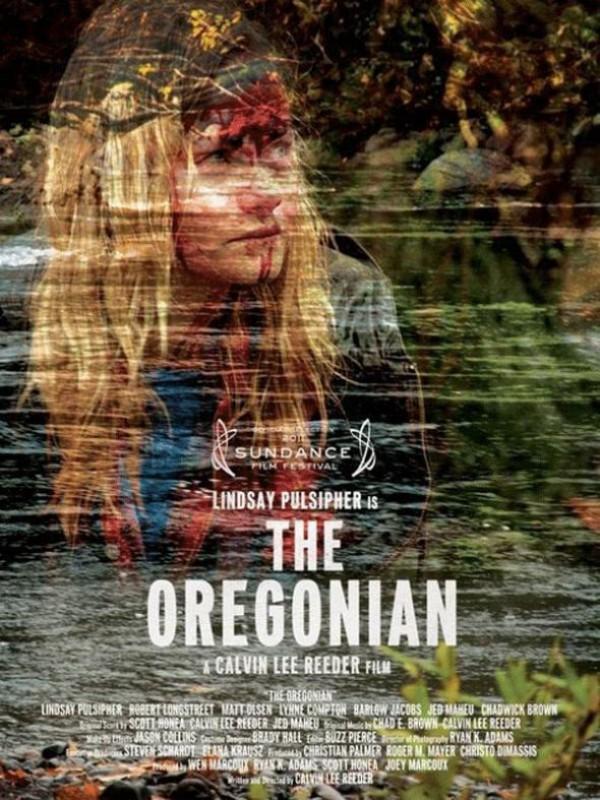 The Oregonian : Affiche