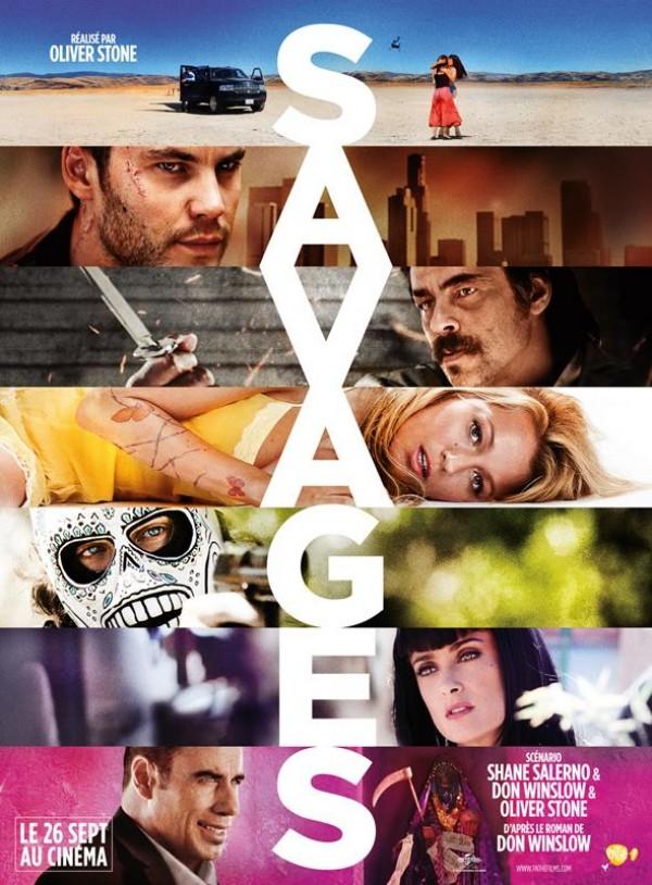 Savages : Affiche