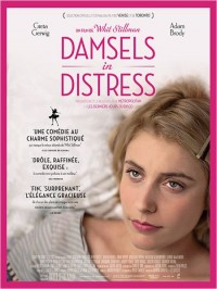 Damsels in Distress : Affiche