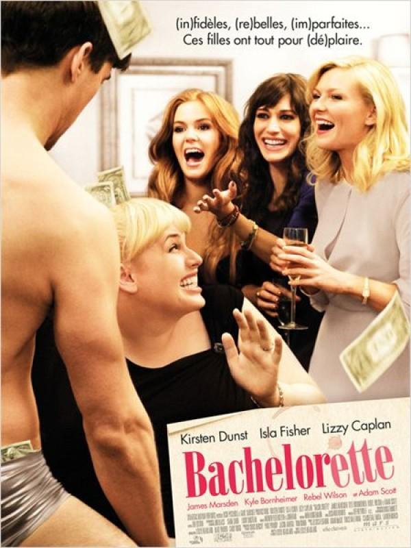 Bachelorette : Affiche