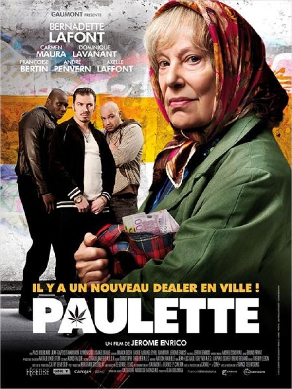 Paulette : Affiche