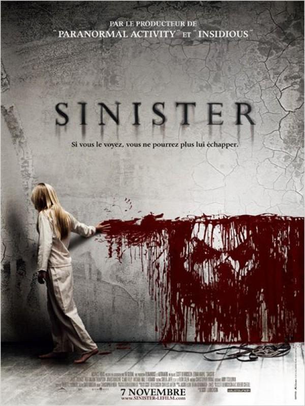 Sinister : Affiche