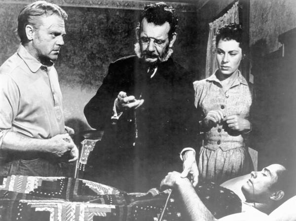 James Cagney, Jean Hersholt, Viveca Lindfors, John Derek