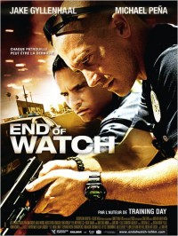 End of Watch : Affiche
