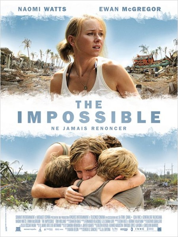 The Impossible : Affiche