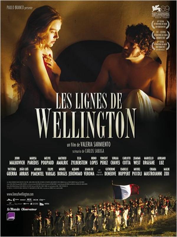 Les Lignes de Wellington : Affiche