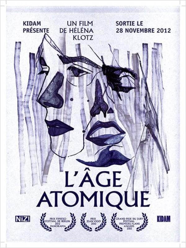 L'Âge atomique : Affiche