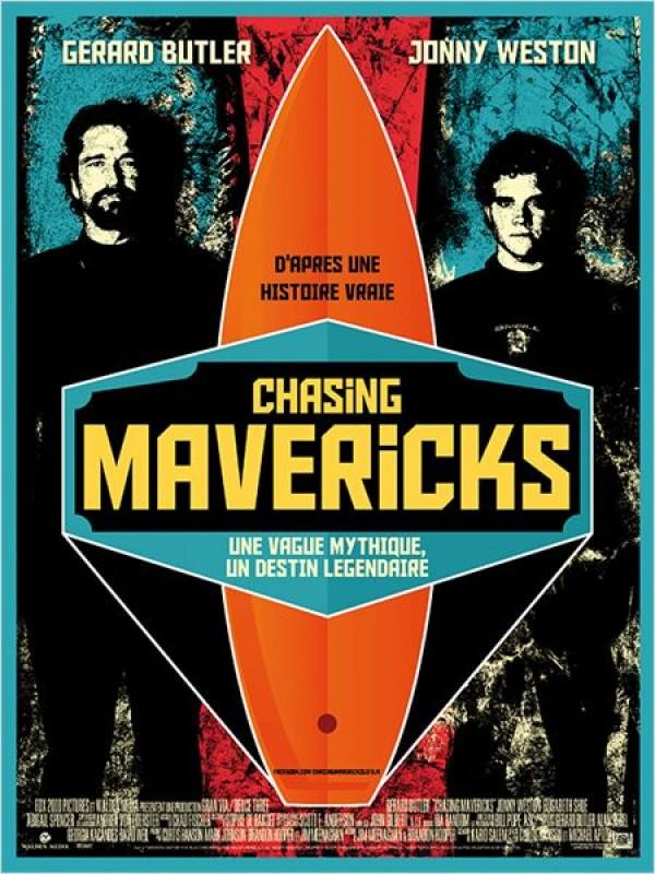 Chasing Mavericks : Affiche