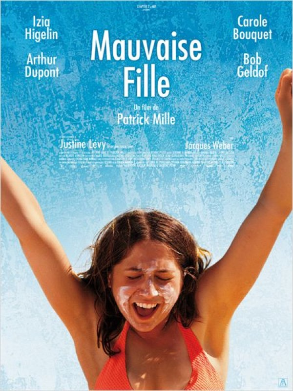 Mauvaise fille : Affiche
