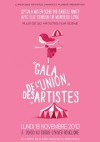 52e Gala de l'union des artistes