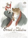 Ernest et Célestine : Affiche