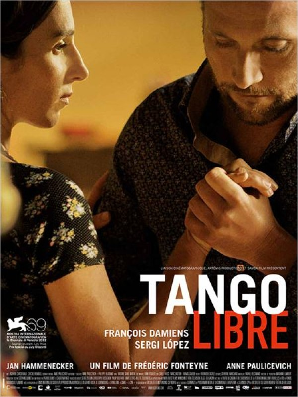 Tango libre : Affiche