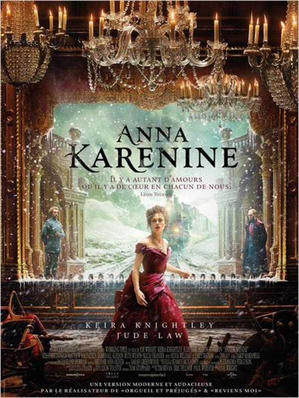 Anna Karenine : Affiche